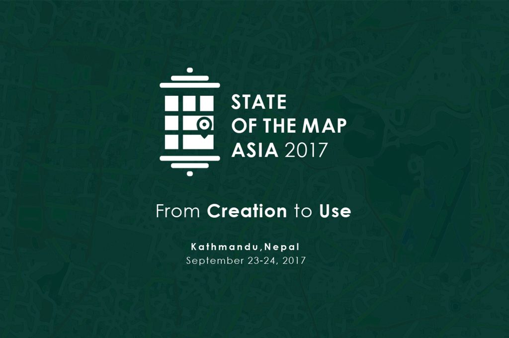 State of the Map - Asia 2017