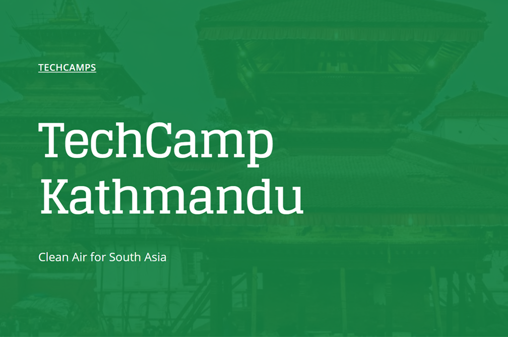 South Asia TechCamp 2019