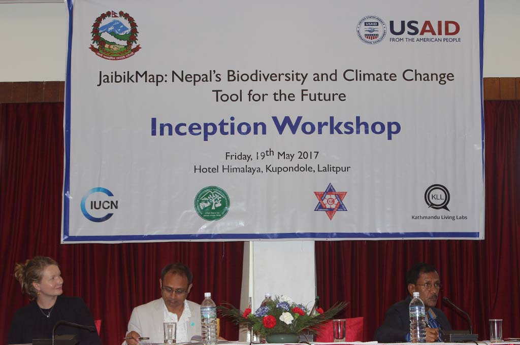 Jaibik Map: Inception Workshop