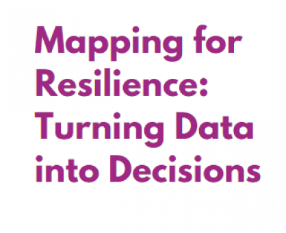 KLL to deliver a Featured Speech at Mapping for Resilience University Consortium